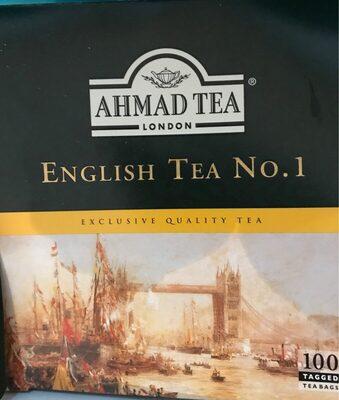 English tea no. 1