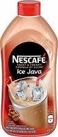 Nescafe ice java syrup - Product - en