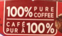 Café instantané Riche - Ingrédients - fr