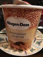 Crème Glacée Extraas (explosion Caramel ) - Product - en