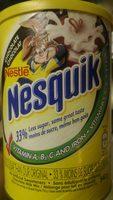 Nesquik Less Sugar - Product