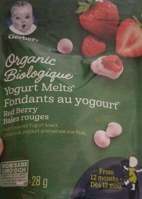 Yougourt melts - Produit - fr