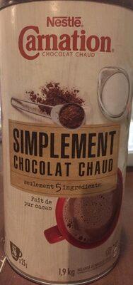 Simplement chocolat chaud - Produit - fr