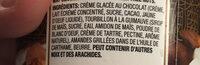 Exträas - Ingrédients - fr