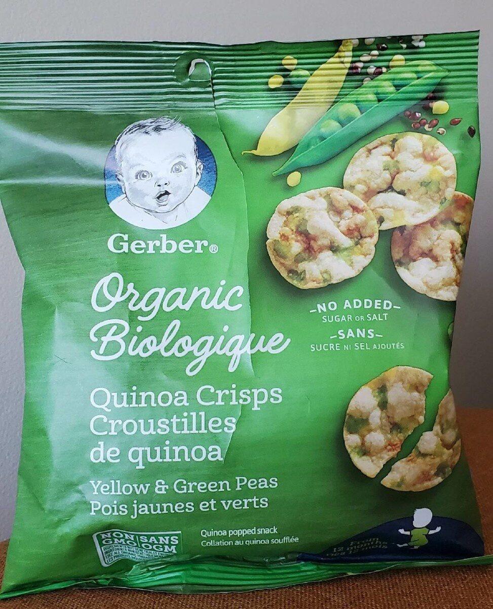 Croutilles de Quinoa - Produit - fr
