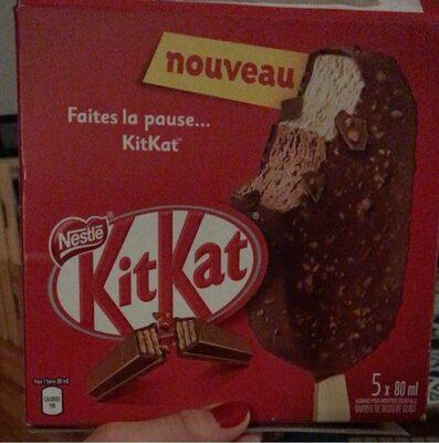 Glace kitkat - Produit