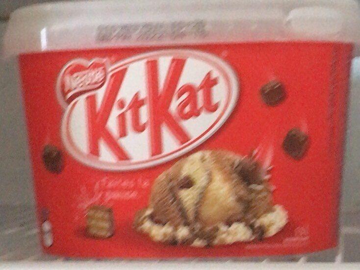 Crème Glacée Kit Kat - Product - en