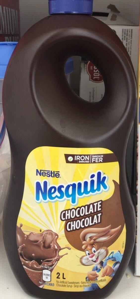 sirop chocolat - Product - fr