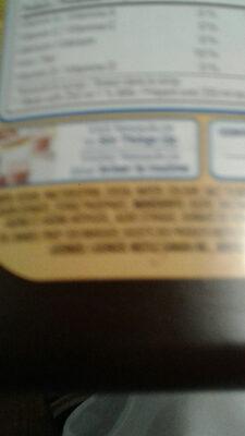sirop chocolat - Ingredients - en