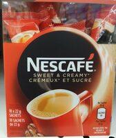 Cafe cremeux - Produit - en