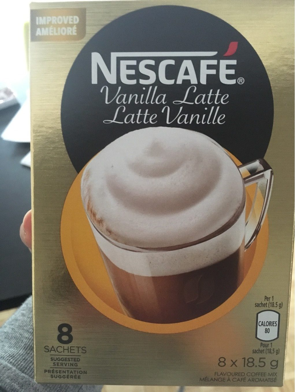 Cappuccino Vanille - Produit - fr