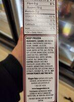 Salted caramel - Ingredients - en