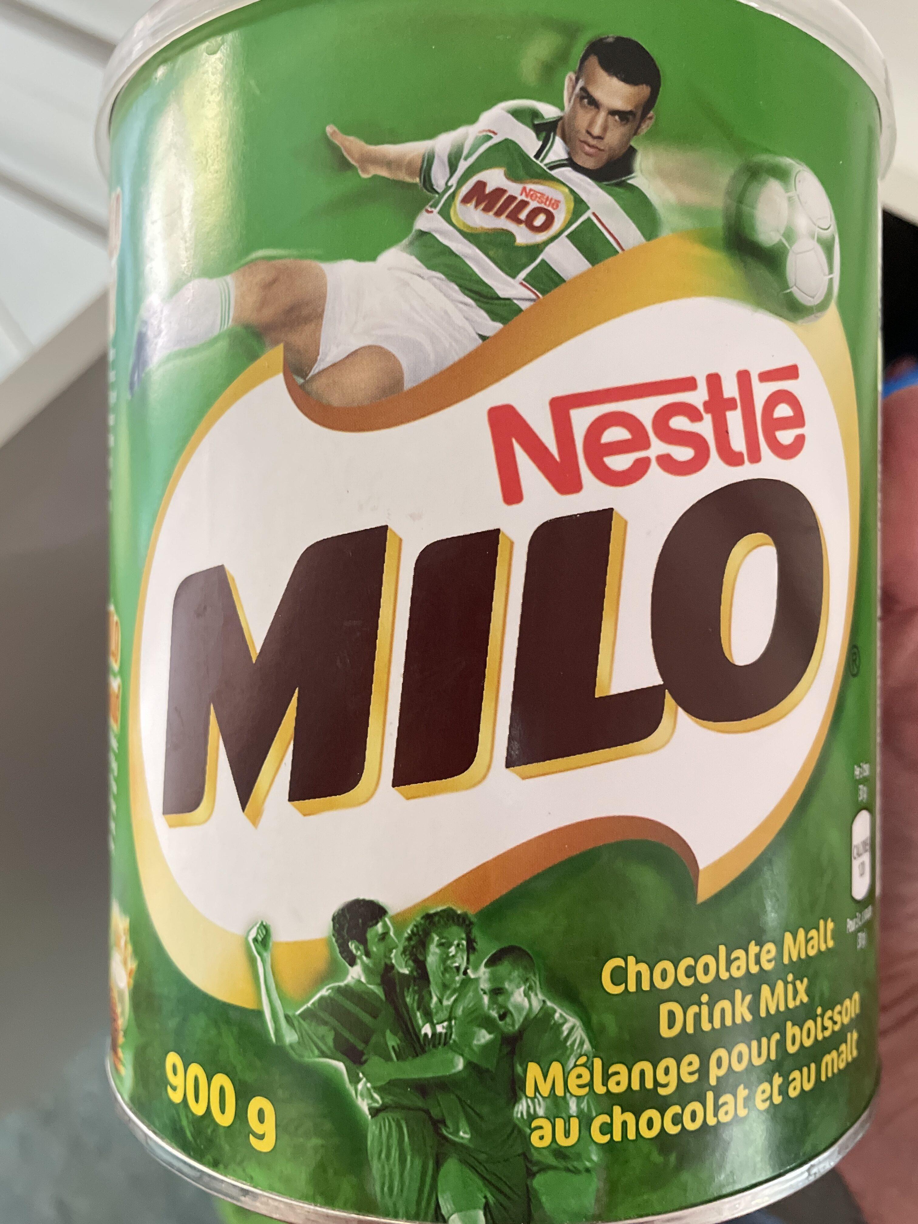 Milo - Produit - en