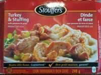 Turkey & Stuffing - Produit - fr