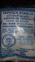 Tapioca Starch - Product