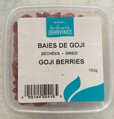 Baies de goji - Product - fr