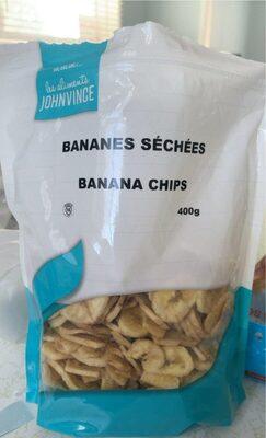 Banane séchées - Product