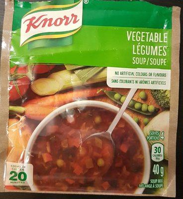 Soupe de légume - Product