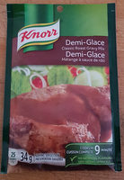 Demi-Glace mélange à sauce de rôti - Product