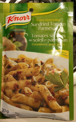 Sundried Tomato Parmesan - Product - fr