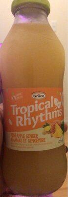 Tropical rhythms - Product - fr