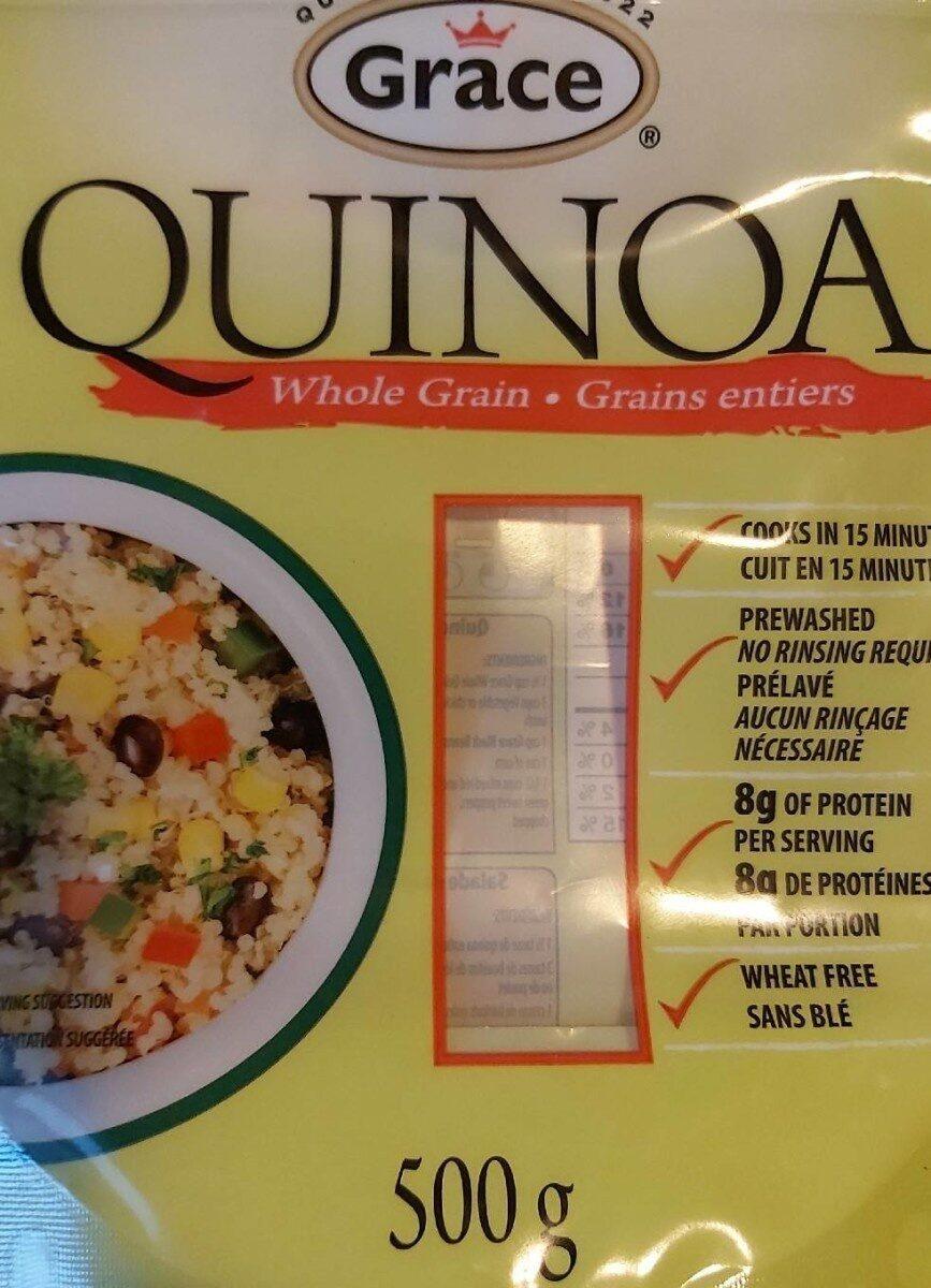 Quinoa - Produit - en