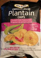 croustilles de plantain - Product - en