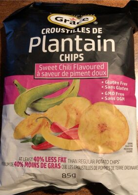 croustilles de plantain - Produit - en