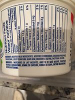 Crème sure légère - Ingrédients - fr