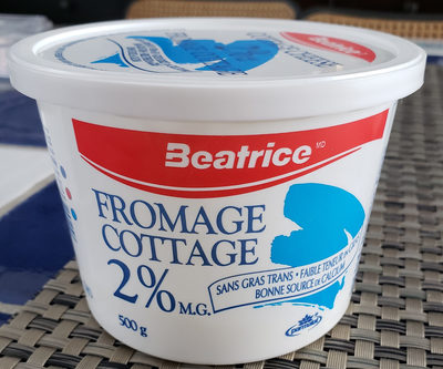 Fromage cottage 2% - Product - fr