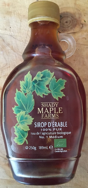 Sirop d'érable - Product - fr