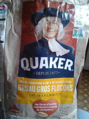 GRUAU GROS FLOCONS - Produit - fr
