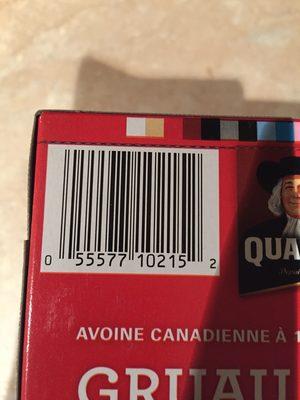 Gruau rapide /Quick Oats - Produit - fr