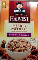 Hearty Medleys Fruit, Nut & Omega 3 - Produit - en