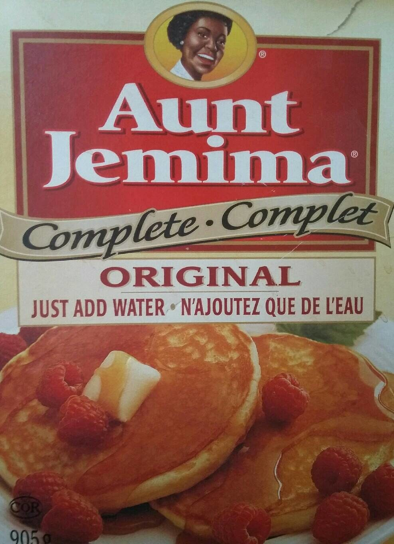 Complete Pancakes Preparation - Product