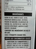 Mélange à Crepes (babeurre Complet) - Ingrédients - fr