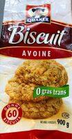 Biscuit avoine - Produit - fr