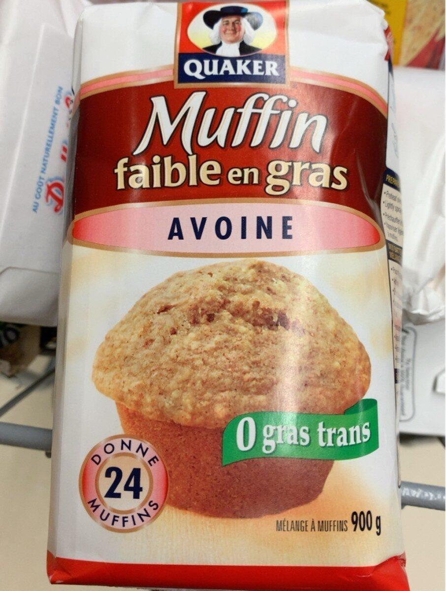 Muffins faible en gras - Produit - fr