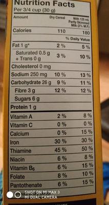 Corn squares au mais - Product