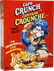 Quaker capn crunch cereal g - Produit