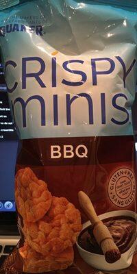 Crispy minis BBQ - Produit - fr