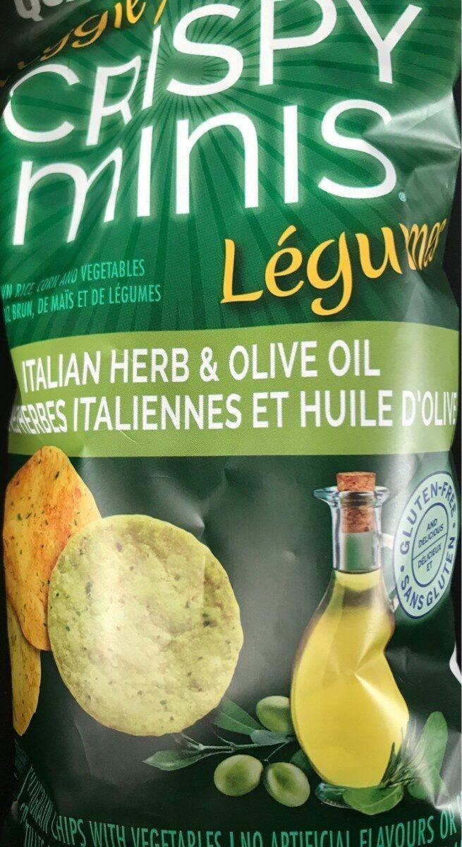 Crispi mini au legume - Produit - fr