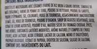 Crispy minis - Ingredients