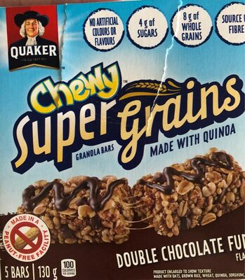 Chewy super grain - Produit - fr