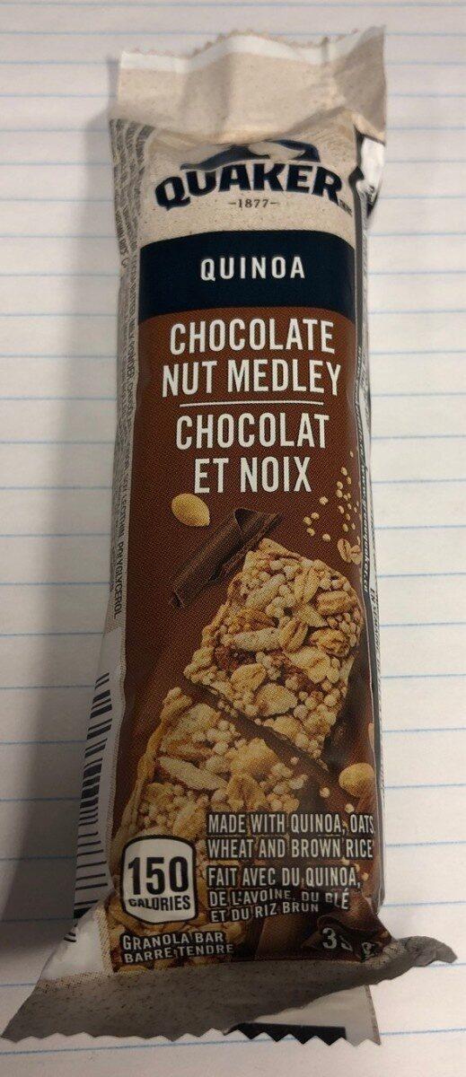Quinoa chocolat et noix - Produit - fr