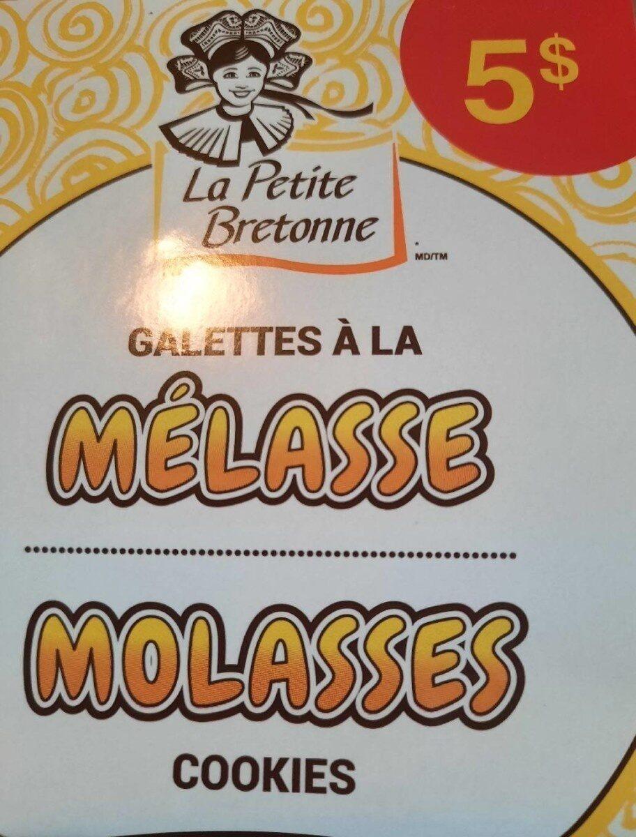 Galettes à la mélasse - Product - fr