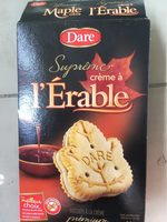 Ultimate Maple Creme Filled Cookies - Produit