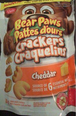 Pattes d'ours craquelins - Product - fr