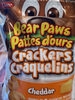 pattes d ours craquelins - Produit