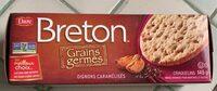 Breton Grains germés - Product - fr
